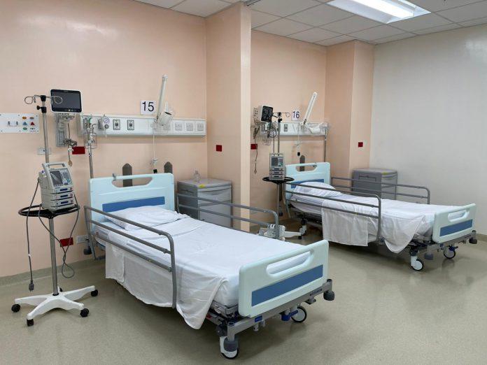 Hospitales habilitan 263 nuevas camas para COVID-19